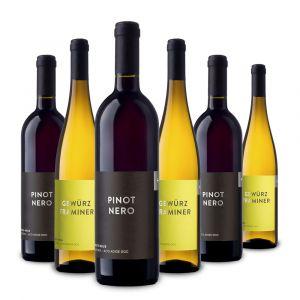 Confezione 6 Gewürztraminer e Pinot Nero Linea Classica – Erste Neue