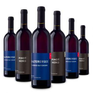 Confezione 6 Schiava e Pinot Nero Linea Classica – Erste Neue