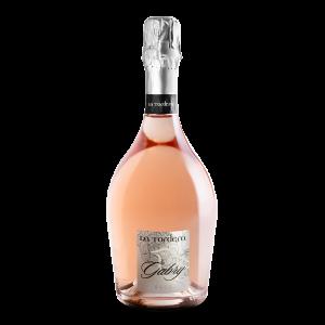 Gabry Brut Spumante Rosé – La Tordera