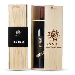 Il Paladino – Confezione in legno Magnum – Assuli