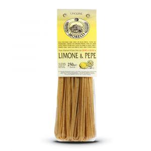 Linguine Limone e Pepe – 4x250gr – Pastificio Morelli