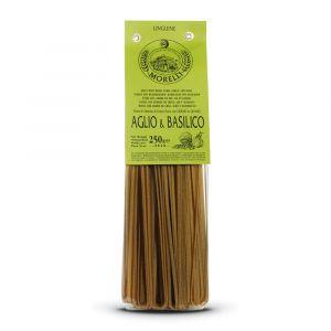 Linguine Aglio e Basilico – 4x250gr – Pastificio Morelli