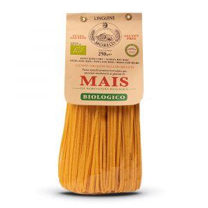 Linguine al Mais BIO senza glutine – 4x250gr – Pastificio Morelli