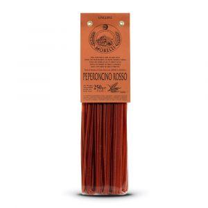 Linguine al peperoncino rosso – 4x250gr – Pastificio Morelli