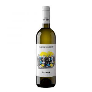 Manzoni Bianco Igt Veneto – Borga