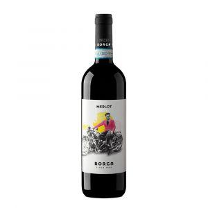 Merlot Doc Venezia – Borga