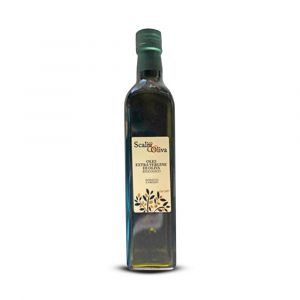 Olio Extra Vergine di Oliva Biologico 0.75 lt – Scalia & Oliva