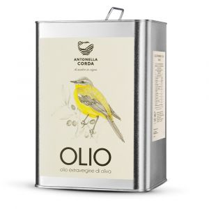Olio extravergine d'oliva - Latta 3l – Antonella Corda