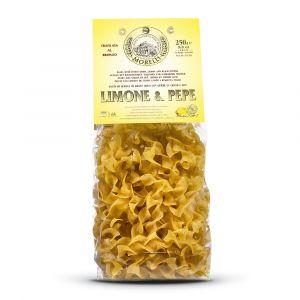 Pappardelline Limone e Pepe – 4x250gr – Pastificio Morelli