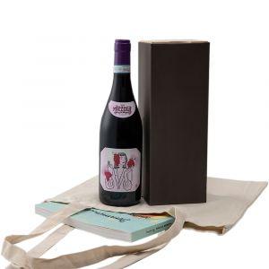 Limited Edition Valpolicella Superiore Mizzole Doc 2017 – Astuccio, Shopper, Libro – Cecilia Beretta