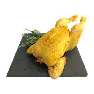 Pollo allo spiedo cotto - Peso circa 800-900gr - Macelleria Breda