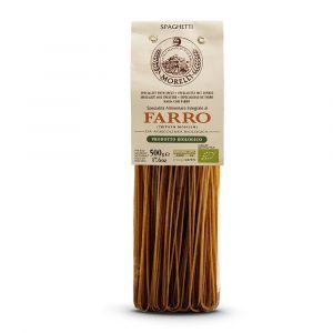 Farro Integrale Spaghetti BIO – 2x500gr – Pastificio Morelli