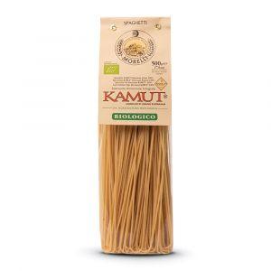 Spaghetti Integrali al Kamut BIO – 2x500gr – Pastificio Morelli