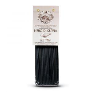 Spaghetti al Nero di Seppia – 2x500gr – Pastificio Morelli