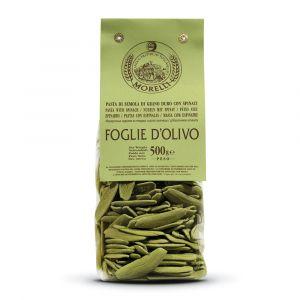 Foglie d'Olivo agli spinaci – 2x500gr – Pastificio Morelli