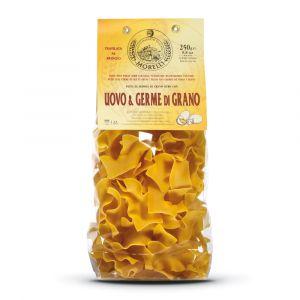 Straccetti all'uovo con Germe di Grano – 4x250gr – Pastificio Morelli