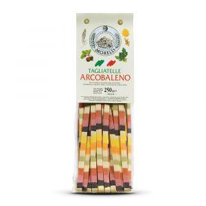 Tagliatelle Arcobaleno – 4x250gr – Pastificio Morelli