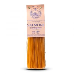 Tagliolini al Salmone – 4x250gr – Pastificio Morelli