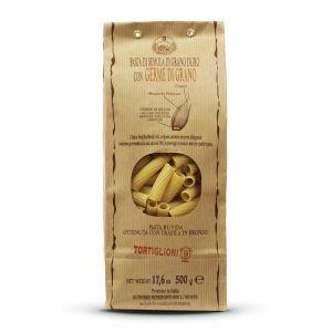 Tortiglioni con Germe di Grano – 2x500gr – Pastificio Morelli