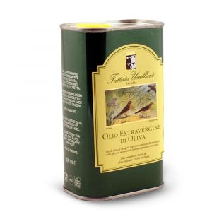 Olio Extra Vergine di Oliva in latta 0.5 lt - Fattoria Uccelliera