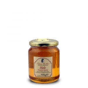 Miele Toscano Acacia 400gr – Fattoria Uccelliera