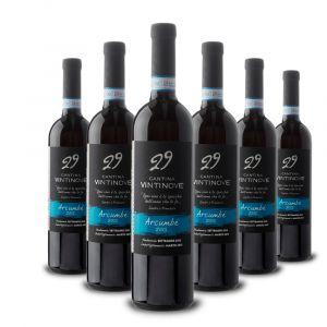 Confezione 6 bottiglie Arcumbé DOC – Vintinove