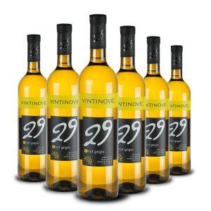 Confezione 6 bottiglie Pinot Grigio DOC – Vintinove