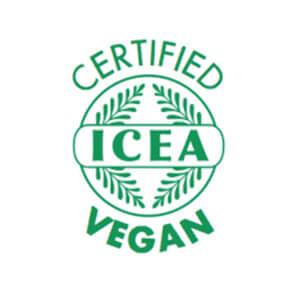 ICEA Certified Vegan