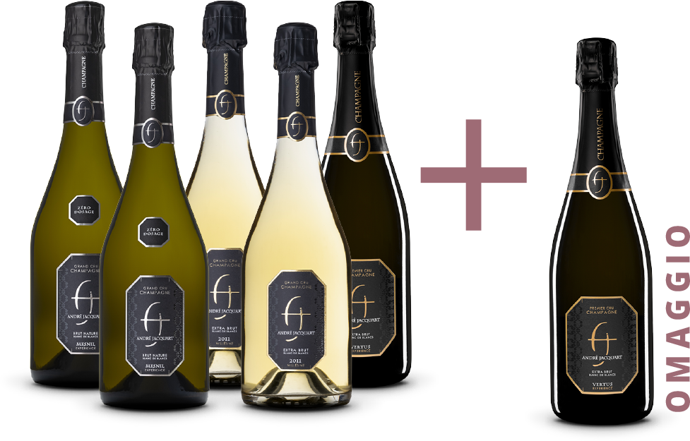 Champagne Andrè Jacquart