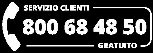 Numero verde 800 68 48 50